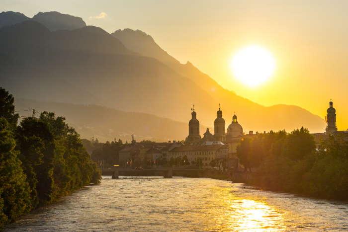 Innsbruck Stadt klein